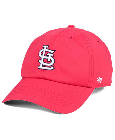 '47 Brand St. Louis Cardinals Repetition CLEAN UP Cap