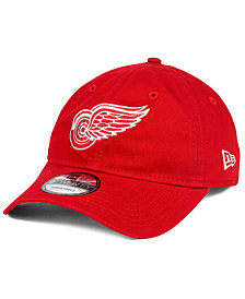 New Era Detroit Red Wings Relaxed 9TWENTY Strapback Cap