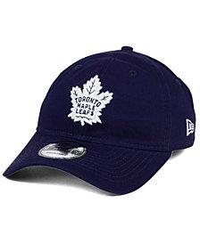 New Era Toronto Maple Leafs Relaxed 9TWENTY Strapback Cap