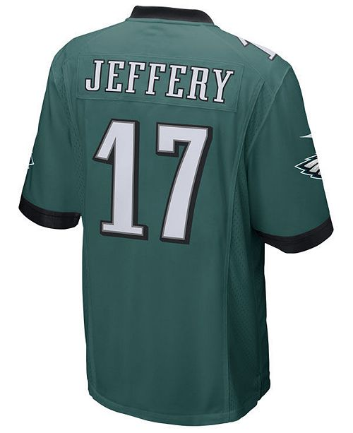 Nike Men's Alshon Jeffery Philadelphia Eagles Game Jersey