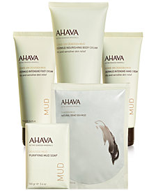 Ahava Dermud Collection