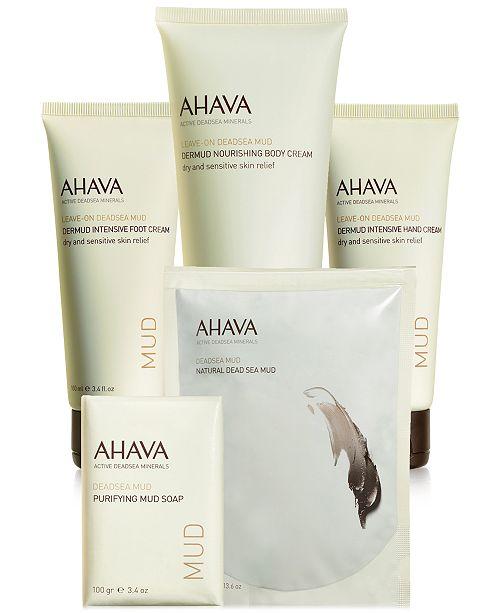 Ahava Dermud Collection