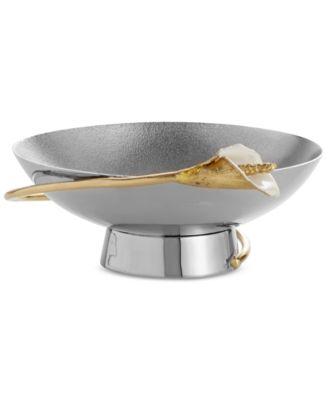 Calla Lily Nut Dish