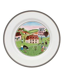 Villeroy & Boch Dinnerware, Design Naif Bread and Butter Plate Spring Morning