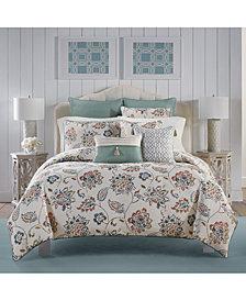 CLOSEOUT! Croscill Beckett Full/Queen 3-Pc. Comforter Set