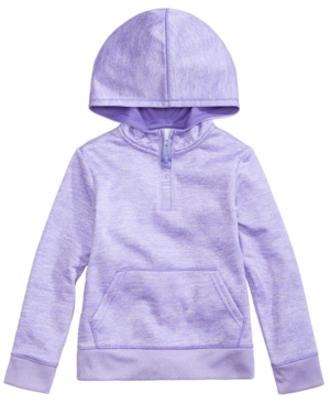 Champion QuarterZip Hooded Sweatshirt Toddler Girls (2T5T)