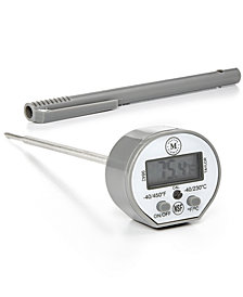 Martha Stewart Digital Insert Thermometer, Created for Macy's