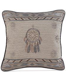 """Croscill Ansonia 16"""" Square Decorative Pillow"""