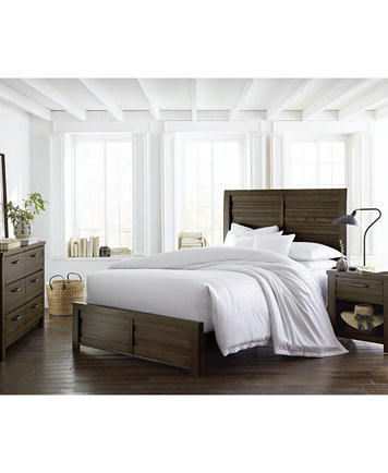 Emory Twin Bed - Furniture - Macy\'s