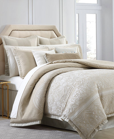 Charisma Bellissimo King 4-Pc. Duvet Set