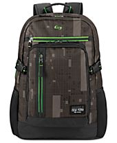 Solo Grid Backpack