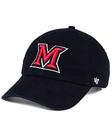 '47 Brand Miami (Ohio) Redhawks CLEAN UP Cap