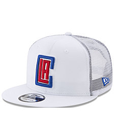New Era Los Angeles Clippers Summer Time Mesh 9FIFTY Snapback Cap
