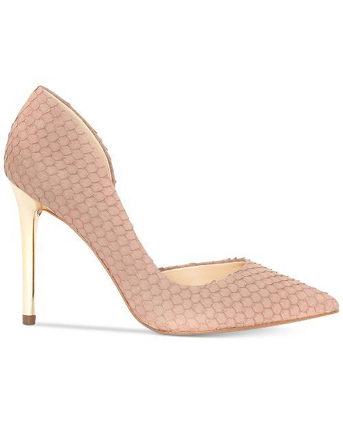 d5a90049b78 Jessica Simpson Lucina d Orsay Pumps   Reviews - Pumps - Shoes - Macy s