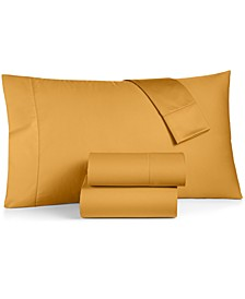 CLOSEOUT! Full 4-Pc Sheet Set, 550 Thread Count 100% Supima Cotton, Created for Macy's