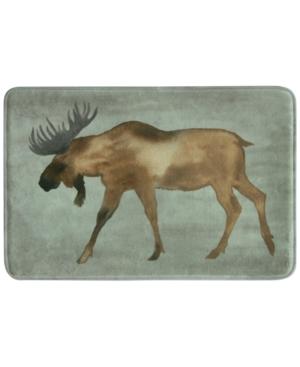 Bacova Moose 20 x 30 Accent Rug Bedding