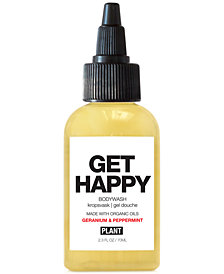 PLANT Apothecary Get Happy Bodywash, 2.3-oz.