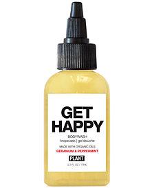 PLANT Apothecary Get Happy Bodywash, 2.3-oz.