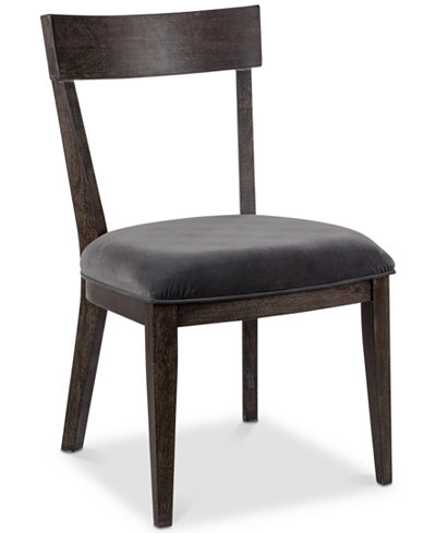 Bentner Dining Side Chair (Set of 2), Quick Ship