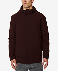 32 Degrees Men's Hooded Packable Down Rain Jacket