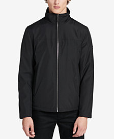 Calvin Klein Men's Big & Tall Waterproof Jacket