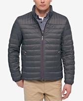 8c2e05824dc1 Tommy Hilfiger Men s Big   Tall Packable Down Puffer Coat