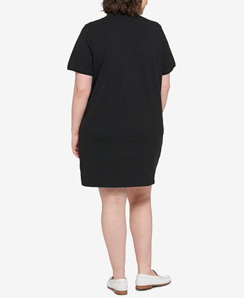 Tommy Hilfiger Plus Size Polo Shirtdress Created For Macys