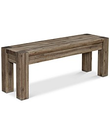 "Canyon 49"" Dining Bench, Created for Macy's"