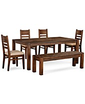 Rectangle Kitchen & Dining Room Sets - Macy\'s