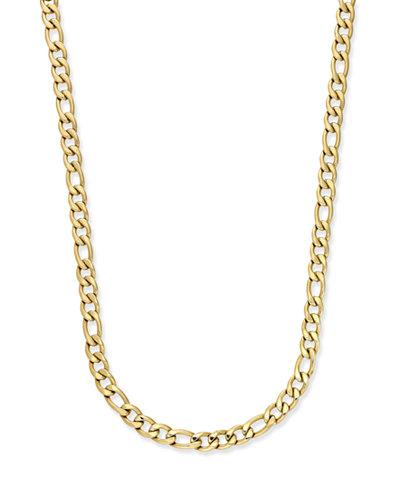 Sutton by Rhona Sutton Men's Gold-Tone Chain Necklace