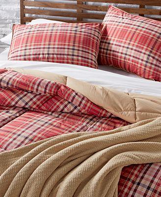 Ralph Lauren Plaid Comforter Home Decorating Ideas