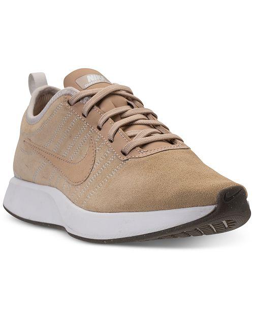 867d6aba4e5b Nike Women s Dualtone Racer SE Casual Sneakers from Finish Line ...
