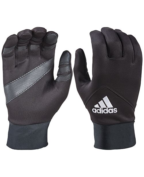 33e4f134 adidas Men's AWP Shield Gloves & Reviews - Hats, Gloves & Scarves ...
