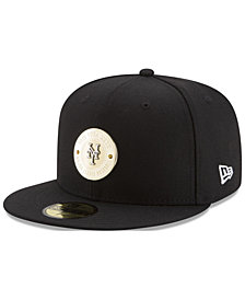 New Era New York Mets Inner Gold Circle 59FIFTY Cap