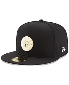 New Era Pittsburgh Pirates Inner Gold Circle 59FIFTY Cap