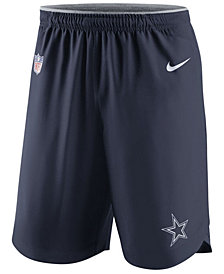 Nike Men's Dallas Cowboys Vapor Shorts