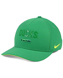 Nike Oregon Ducks Summer Seasonal Swoosh Flex Cap