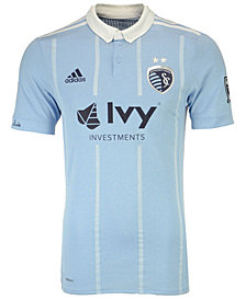 adidas Men's Sporting Kansas City Primary Authentic Jersey