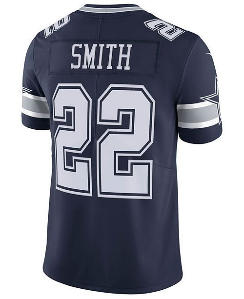 quality design 5b274 be633 Men's Emmitt Smith Dallas Cowboys Vapor Untouchable Limited Retired Jersey