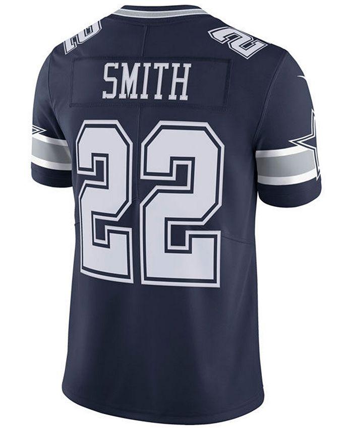 Nike Men's Emmitt Smith Dallas Cowboys Vapor Untouchable Limited ...