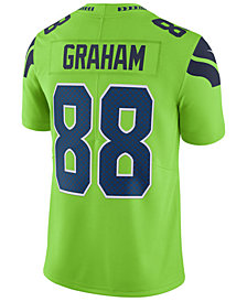 Nike Men's Jimmy Graham Seattle Seahawks Limited Color Rush Jersey