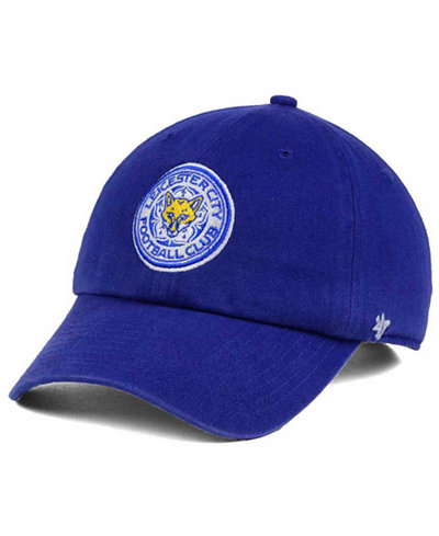 '47 Brand Leicester City F.C. CLEAN UP Cap