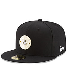 New Era Baltimore Orioles Inner Gold Circle 59FIFTY Cap