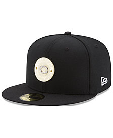 New Era Cincinnati Reds Inner Gold Circle 59FIFTY Cap