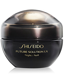 Shiseido Future Solution LX Total Regenerating Cream, 1.7-oz.