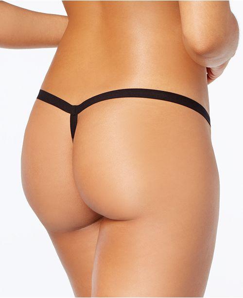 Black Sweet Cosabella G Infinity Lace Treats String TREAT0227 Sheer 18w8pqC