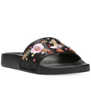 Carlos by Carlos Santana Catarina Pool Slide Sandals Women