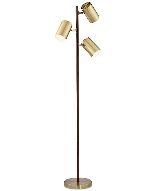 Pacific coast donatello 3 light tree floor lamp lighting lamps main image main image mozeypictures Choice Image