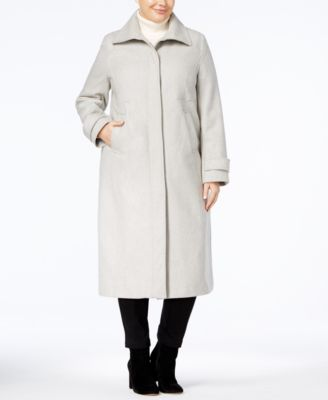 Inc International Concepts Skirted Peacoat Created For