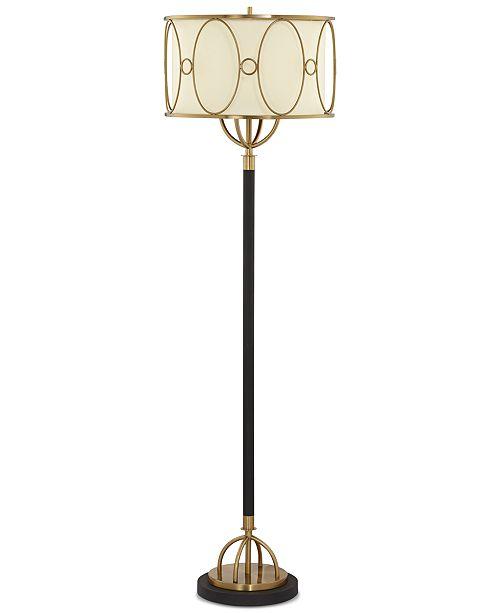 Kathy Ireland Pacific Coast Gizelle Floor Lamp
